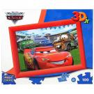 Disney Pixar Cars 3D jr Puzzle [Day at the Race]