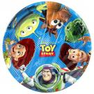 Toy Story 3 9 Party Plates [8 per pack]