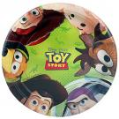 Toy Story 3 7 Party Plates [8 per pack]