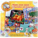 Toopy and Binoo Hunt and Seek Board Game