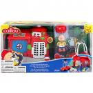 Caillou Firemen's House Playset