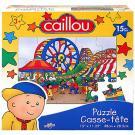 Caillou Puzzle - Ferris Wheel [15 pcs]