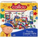 Caillou Puzzle - Art Class [24 pcs]