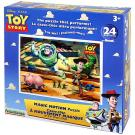 Toy Story 3D Lenticular Puzzle [24 Pieces]