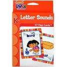 Dora the Explorer Letter Sounds Flap Cards