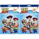 Toy Story Stickerland Pad - 276 Stickers [2 Pack]