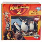 Madagascar Escape 2 Africa 100-Piece Puzzle