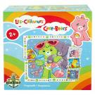 Care Bears Progressive Puzzle [4 Puzzles in One]