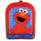 Sesame Street Elmo ABC 123 Full-Sized Backpack