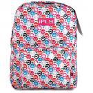 iFly School Bag [Polka Dot Designs]