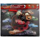 Disney Pixar Cars 3D Magnetic Wood Puzzle
