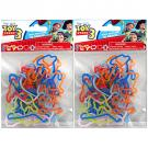 Toy Story Silicone Bandz [2 Packs of 18]