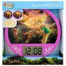Tinker Bell Lenticular Digital Wall Clock