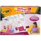 Crayola Disney Princess Stamptastic Set