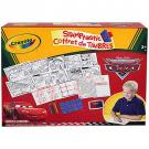 Crayola Disney cars Stamptastic Set