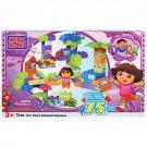 Mega Bloks Dora the Explorer [3070] Dora's Rainforest Adventure - 75 pieces