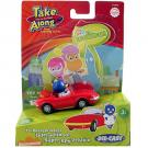 The Backyardigans International Super Spy Vehicle [Die-Cast]
