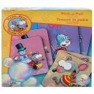 Toopy and Binoo Pick-a-Pair Memory Game