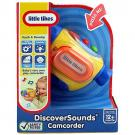 Little Tikes Discovery Sounds Camcorder