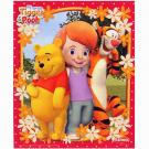 My Friends Tigger and Pooh Woodboard Puzzle