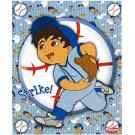 Go Diego Go Woodboard Puzzle [Baseball - 9 Pieces]