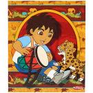 Go Diego Go Woodboard Puzzle [Diego and Jaguar - 9 Pieces]