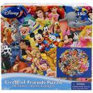 Disney Circle of Friends Puzzle