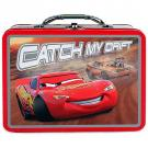 Disney Pixar Cars - Tin Lunch Box [ Lightning Mcqueen ]