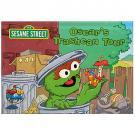 Sesame Street Pop Up Book - Oscar's Trashcan Tour