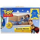 Toy Story Comfy Fleece Throw with Sleeves
