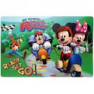 Mickey Mouse Placemat [Rip Roarin' Road Rally] - Set of 2
