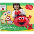 Sesame Street Giggling Elmo's Hot Tomato Game