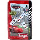 Disney Cars Dominoes Set in Tin Box