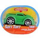 Little Tikes Soft Topz Race Car [Green]
