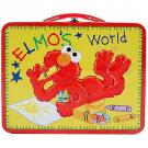 Elmo's World Tin Lunch Box [Coloring]