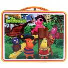 Backyardigans Tin Lunch Box [Orange/Red]