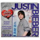 Justin Bieber Poster Puzzle [300 Pieces] - Picture A
