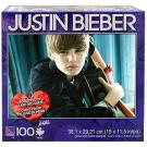 Justin Bieber Puzzle [100 Pieces] - Picture C