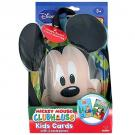 Mickey Mouse Clubhouse Kids Cards [2 Card Games]