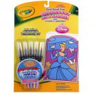 Disney Princess Crayola Coloring Set [Paint Brush Pens]