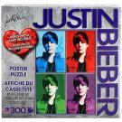 Justin Bieber Poster Puzzle [300 Pieces] - Picture C