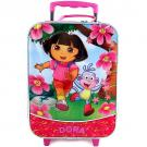 Dora the Explorer & Boots Rolling Luggage Case [Skipping]