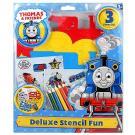 Thomas and Friends Deluxe Stencil Fun Set
