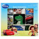 Disney Pixar Toy Story & Cars Sock Collection [9 Pairs]