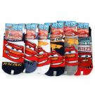 Disney Pixar Cars Sock Set [3-Pack - Size 6-8 - Assorted]