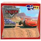 Disney Pixar Cars 100 Piece Puzzle [Desert Scene]