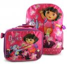 Dora the Explorer Backpack and Lunch Kit