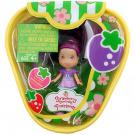 Hasbro Strawberry Shortcake Mini Doll [Plum Pudding]