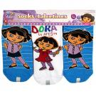 Dora the Explorer Socks [Blue/White]