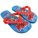 Hot Wheels Flip Flops [Blue]